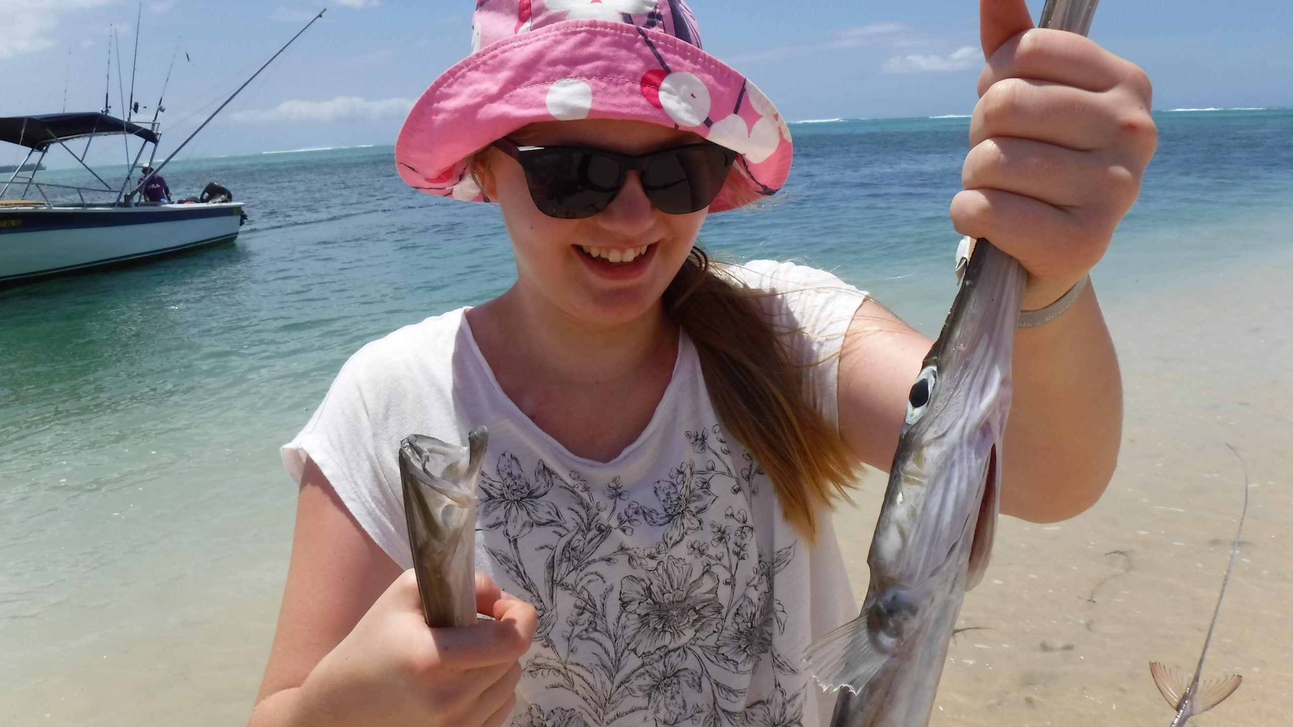 SMALL GAME FISHING